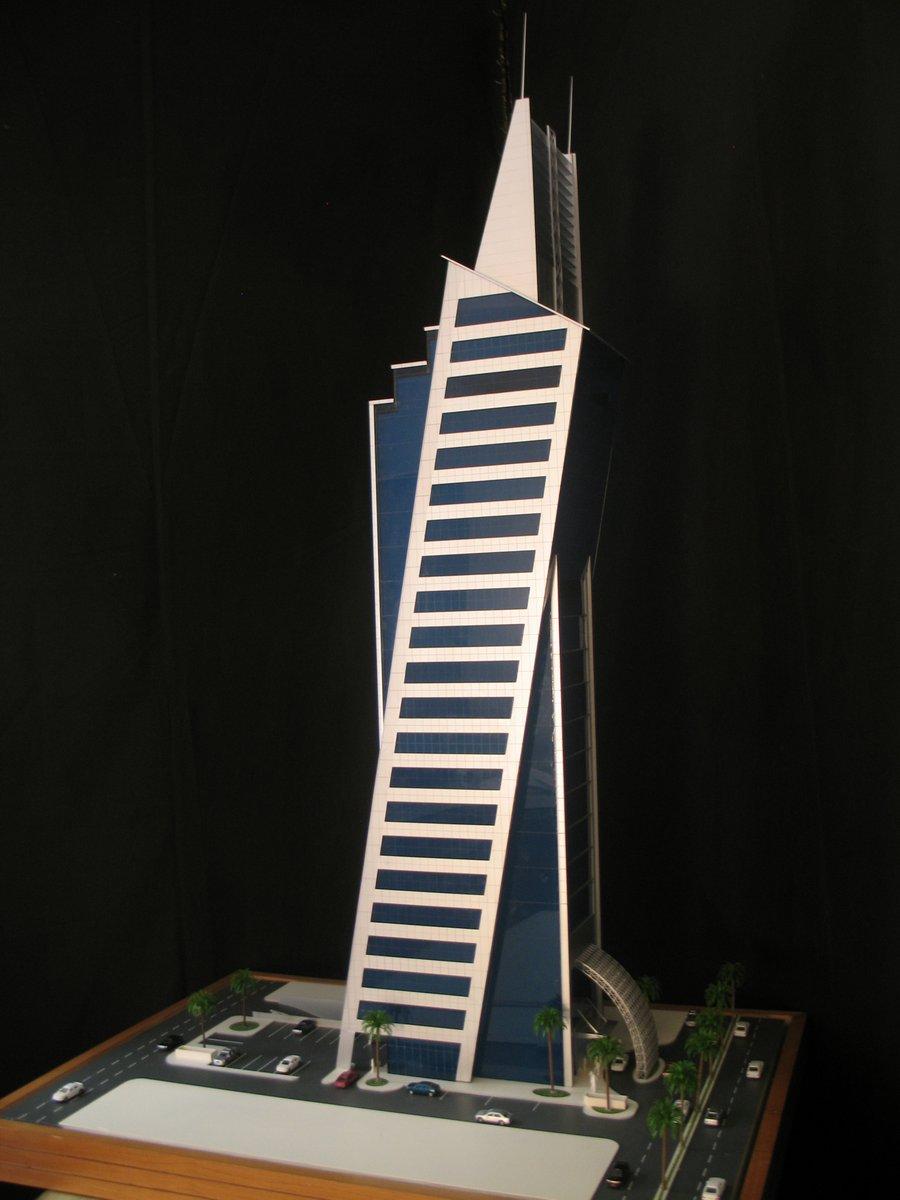 Arch Models Details City Arch Models