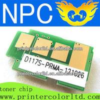 chip for samsung ml-2165 toner reset chip/toner for samsung mlt-d101s chips