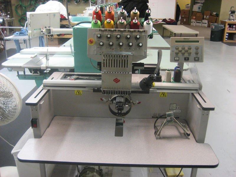 computer embroidery machine price list
