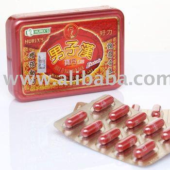 Hurix's Nan Zi Han Bao Dan (Ekstrak)