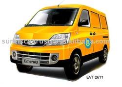 e-Van. EV. LSV. e-car