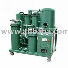 Vacuum Lubrication Oil Filtration / Oil Purifier (Series TYA)