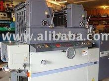 AB-Dick 9985 Ryobi 3302 Itek 3985 Printing Press Kompac machine