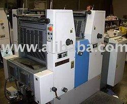 Ryobi 512 ---2-Color Press--14x20 sheet--Crestlines machinery