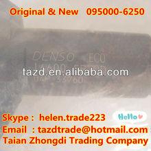 Denso Original Common Rail Injector 095000-6250 / 16600EB70D / 16600-EC00# for Nissan Navara YD25 / /Nissan Pathfinder YD25