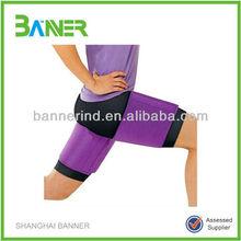 Neoprene thigh slimming belt
