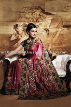Bridal Silk wedding designer Saree