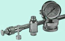Hydrant flow gauge