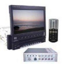 DVD TV Head Unit