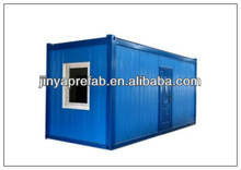 Low cost comfortable site office