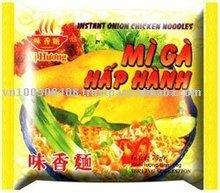 onion chicken flavour instant noodles bag