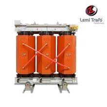 Cast resin distribution transformers