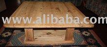 Oregon Pine Coffy table
