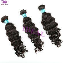 ideal hair 100% brazlian hair weaving big sale raw virgin hair bundles