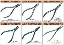 Ortho Dental Pliers