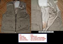 Finshing Vest