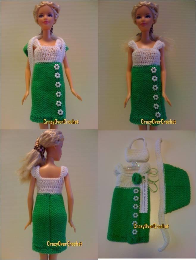 Fashion Doll Crochet Patterns Free FASHION DOLL CROCHET PATTERNS