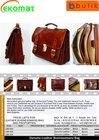 Genuine Leather Businessmans Bags