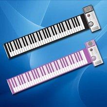 Portable Roll Piano - 61keys