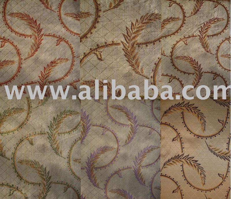 Fabrics Design Designer Curtain Fabric