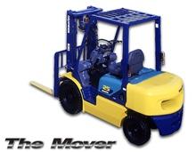 Komatsu Forklift Trucks - Full Production Line