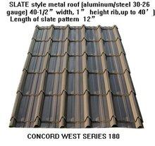 Aluminum Panel, Metal Roof, Rolling Shutters