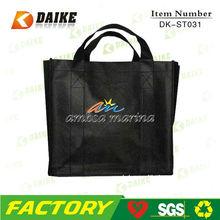Hot Sale Reusable Slogan Non Woven Bag DK-ST031