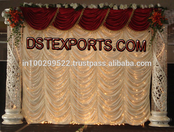 See larger image WEDDING STAGE BACKDROPS Add to My Favorites
