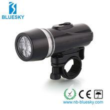 aluminum alloy flash solar LED bicycle light