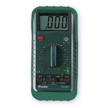 3 1/2 Digital Multimeter w/Temperature Pro'skit 3PK-600T