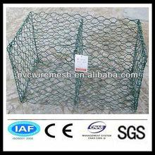 Hexagonal wire mesh gabion of high quality