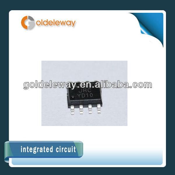 4558d ic интегральной схемы