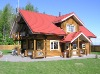 log homes, cottages, cabins, Log buildings