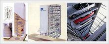smart park system,tower parking system,car parking