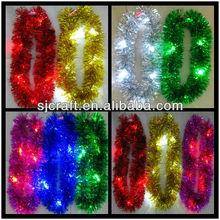 Light Up Hawaii Lei,Led Glow Hawaiian Leis ,led flashing Led Glow Hawaiian Leis