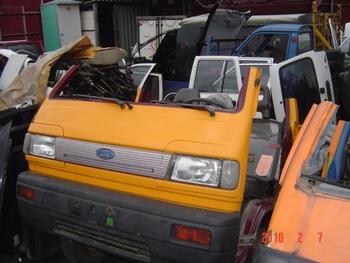 USED CAR FORD VAN (SUZUKI)