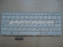 Wholesale Brand New laptop keyboard for asus EEEPC 700 keyboard repairing replacement keyboard