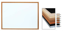 WHITE BOARD WITH WOODEN FRAME,wooden frame whiteboard,Magnetic white board with wooden frame