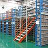 Warehouse Storage Multi-level Mezzanine Floor Racking