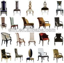Luxury wooden chairs (EMT-SKC039)