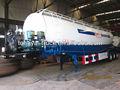 China melhor- a venda de cimento a granel tanque de caminhão reboque