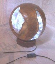 Teak Root Ball LED Light
