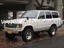 Before 1990 TOYOTA Land Cruiser G package/SUV/RHD/116734km/Gas/Petrol/White Used car