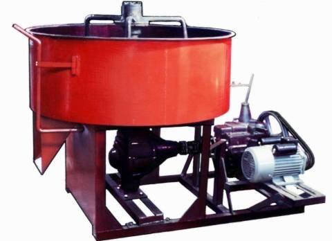 OBERLY Mortar Mixer