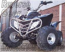 Demon Off Road 150cc ATV Quad Bike
