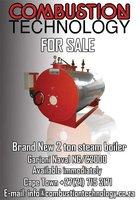 Garioni Naval 2ton steam boiler