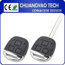 2.4G wireless motion sensor remote control