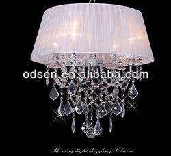 Fancy design cristal light for home