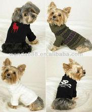 New fashion dog sweater different designs
