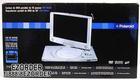 NEW Polaroid PDV-1002A 10'' Portable DVD Player